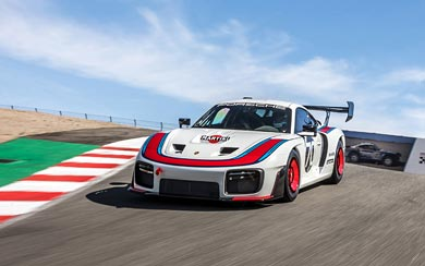 2019 Porsche 935 wallpaper thumbnail.