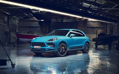 2019 Porsche Macan S wallpaper thumbnail.