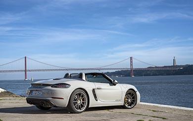 2020 Porsche 718 Boxster GTS 4.0 wallpaper thumbnail.