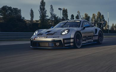 2021 Porsche 911 GT3 Cup wallpaper thumbnail.