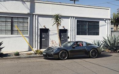2021 Porsche 911 Targa 4 wallpaper thumbnail.
