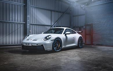 2022 Porsche 911 GT3 wallpaper thumbnail.