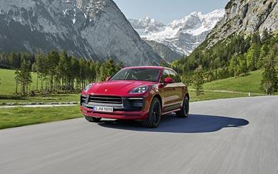 2022 Porsche Macan GTS wallpaper thumbnail.