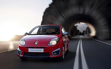 2008 Renault Twingo RS wallpaper thumbnail.