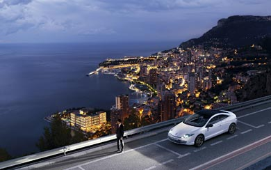 2010 Renault Laguna Coupe Monaco GP wallpaper thumbnail.
