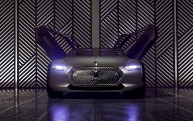 2015 Renault Coupe C Concept wallpaper thumbnail.