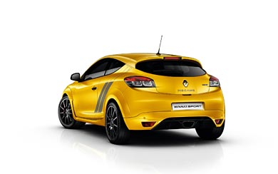 2015 Renault Megane RS 275 Trophy wallpaper thumbnail.