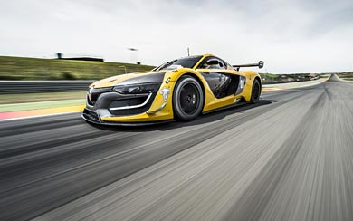 2015 Renault Sport RS 01 wallpaper thumbnail.