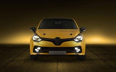 2016 Renault Clio RS16 Concept wallpaper thumbnail.