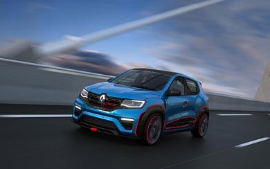 2016 Renault Kwid Racer Concept wallpaper thumbnail.