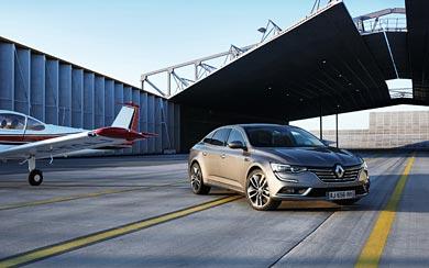 2016 Renault Talisman wallpaper thumbnail.