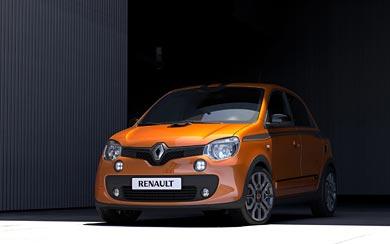 2017 Renault Twingo GT wallpaper thumbnail.