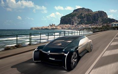 2018 Renault EZ-Ultimo Concept wallpaper thumbnail.