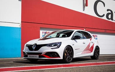 2020 Renault Megane RS Trophy R wallpaper thumbnail.