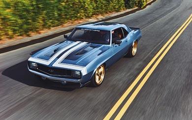 1969 Ringbrothers Chevrolet Camaro G-Code wallpaper thumbnail.