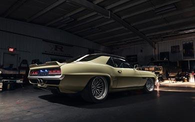 1969 Ringbrothers Chevrolet Camaro Valkyrja wallpaper thumbnail.