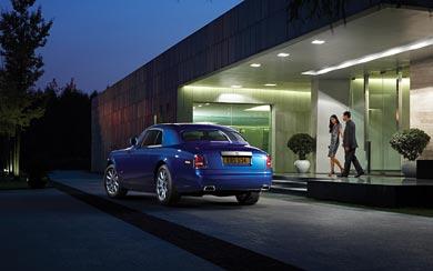 2013 Rolls-Royce Phantom Coupe wallpaper thumbnail.