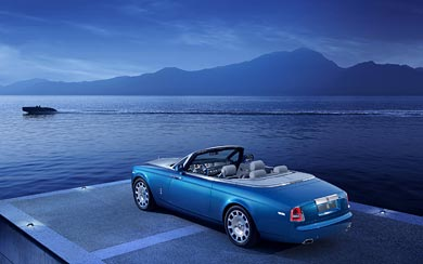 2014 Rolls-Royce Phantom Drophead Coupe Waterspeed Collection wallpaper thumbnail.