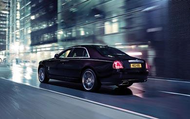 2015 Rolls-Royce Ghost V-Specification wallpaper thumbnail.