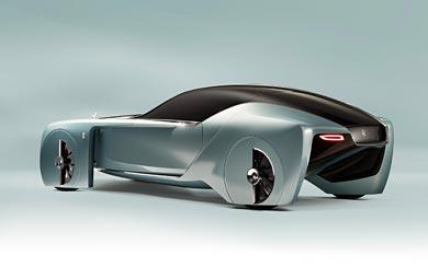 2016 Rolls-Royce 103EX Vision Next 100 Concept wallpaper thumbnail.