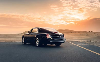 2017 Rolls-Royce Sweptail wallpaper thumbnail.