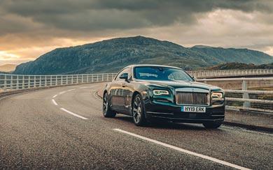 2017 Rolls-Royce Wraith wallpaper thumbnail.