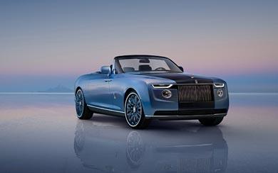 2021 Rolls-Royce Boat Tail wallpaper thumbnail.