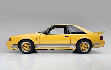 1988 Saleen Mustang wallpaper thumbnail.