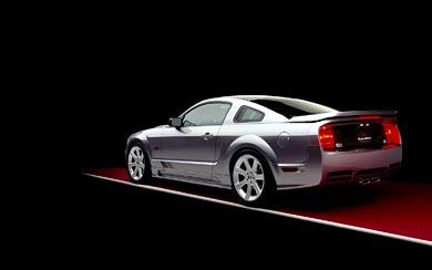 2005 Saleen Mustang S281 wallpaper thumbnail.