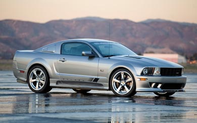 2008 Saleen S302 Extreme wallpaper thumbnail.