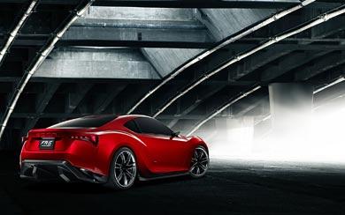 2011 Scion FR-S Concept wallpaper thumbnail.