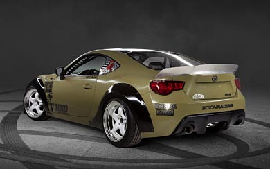2013 Scion FR-S by Cyrious Garageworks wallpaper thumbnail.