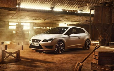 2016 Seat Leon Cupra 290 wallpaper thumbnail.