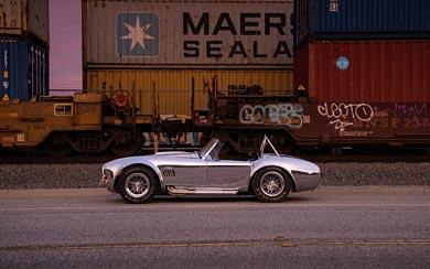 1965 Shelby Cobra 427 SC wallpaper thumbnail.