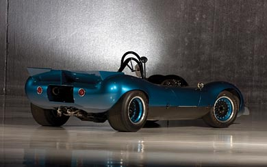 1967 Shelby Cougar Cobra wallpaper thumbnail.