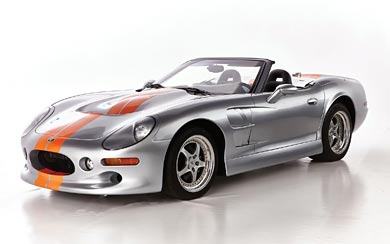 1999 Shelby Series 1 wallpaper thumbnail.
