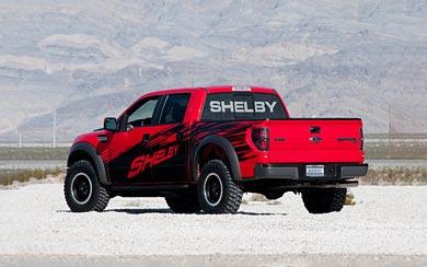 2015 Shelby Raptor wallpaper thumbnail.