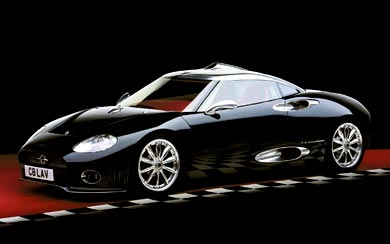 2006 Spyker C8 Laviolette wallpaper thumbnail.