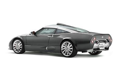 2008 Spyker C8 Aileron wallpaper thumbnail.