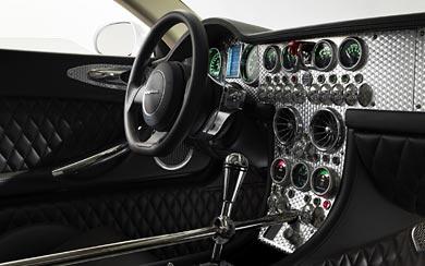2009 Spyker C8 Aileron wallpaper thumbnail.