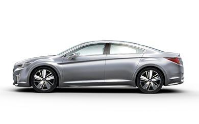 2013 Subaru Legacy Concept wallpaper thumbnail.