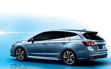 2013 Subaru Levorg Concept wallpaper thumbnail.