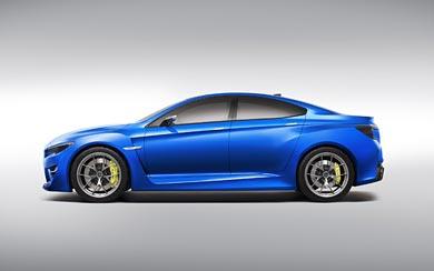 2013 Subaru WRX Concept wallpaper thumbnail.