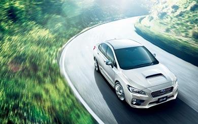 2015 Subaru WRX S4 wallpaper thumbnail.