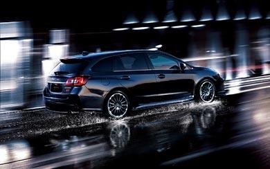 2016 Subaru Levorg STI Sport wallpaper thumbnail.