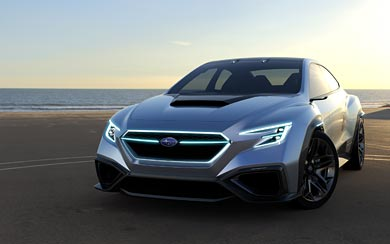 2017 Subaru VIZIV Performance Concept wallpaper thumbnail.