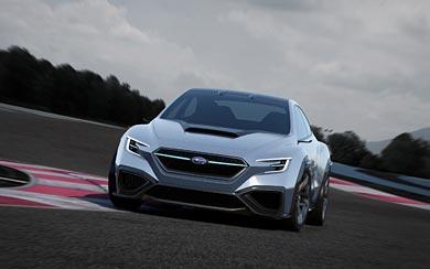 2017 Subaru VIZIV Performance Concept wallpaper thumbnail.