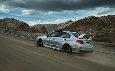 2018 Subaru WRX STI wallpaper thumbnail.