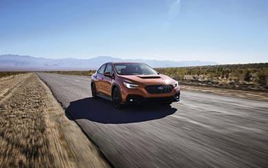 2022 Subaru WRX wallpaper thumbnail.