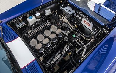 1963 Superformance Corvette Grand Sport Coupe wallpaper thumbnail.